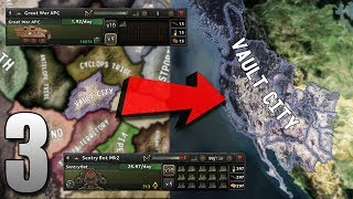WAR ON 3 FRONTS [3] Old World Blues Mod - Hearts of Iron IV