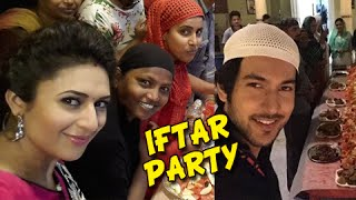 Iftar Party On The Sets Of Veera, Ye Hai Mohabbatein, Tere Sheher Mein
