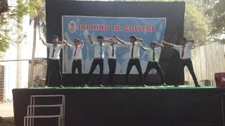 Jai Hind Jr. college Farewell Funny dance