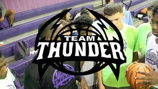 Team Thunder Of NC AAU Highlights