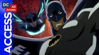 Batman: Bad Blood Official Trailer + Frank Miller @ NYCC