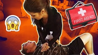 I CAN'T BELIEVE JAKE PAUL DID THIS... | Amanda Cerny