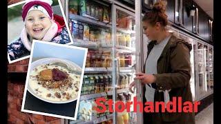 Vloggmåndag - STORHANDLAR