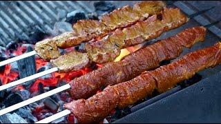 Persian Kabab Barg - Thin beef kabob