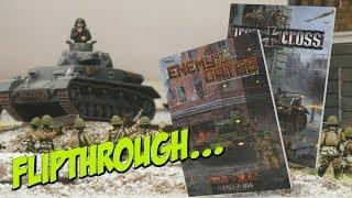 Flames of War V4: Mid-War Eastern Front 1942 - 43 | Flipthrough