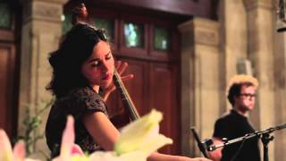 BACH - Sonata à Cembalo è Viola da gamba - Lucile Boulanger & Arnaud de Pasquale (enregistrement)