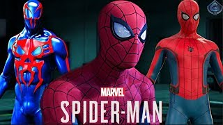 Spider-Man PS4 - Homecoming Suit Confirmed! Total Number of Suit Revealed?