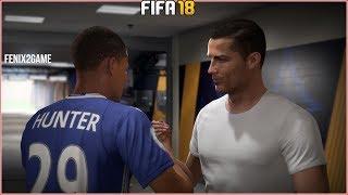 FIFA 18 | «ИСТОРИЯ: ХАНТЕР ВОЗВРАЩАЕТСЯ» | Fenix2game