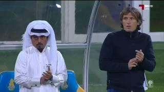 اهداف المباراة : الغرافة 2 - 2 معيذر  دوري نجوم قطر