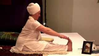 Kriya for Meditation and Self Reliance