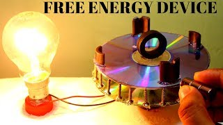 100% Free Energy Device With Magnet - 100% Free Energy  Generator - Free Energy Device