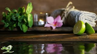 Soft Piano Music for Spa, Massage, Yoga & Meditation with Water Sounds