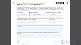 Form 28249 Request for Copies of Tax Returns