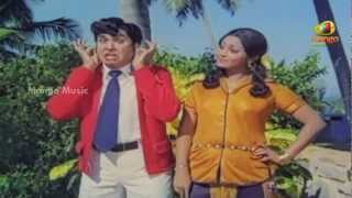 Aalu Magalu Movie Songs - Errakkapoyi Vachanu Irukkupoyanu Song - ANR, Vanisri