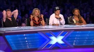 Top 10 Worldwide X-Factor Auditions