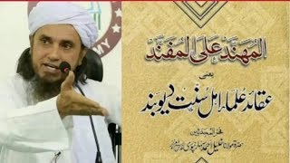 Al Muhannad Ala Al Mufannad | Mufti Tariq Masood | Engineer Ali Mirza | Islamic Group