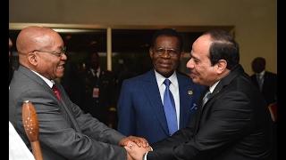 العلاقات المصرية الافريقية وطرق ﺍﻻﺴﺘﻔﺎﺩﺓ ﺒﻜﺎﻓﺔ ﻤﺎ ﻴﺘﻡ ﻤﻥ ﺠﻬﻭﺩ