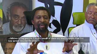KZN MKMVA & leaders of the Ebuhleni Shembe faction to hold a cleansing for lost soldiers