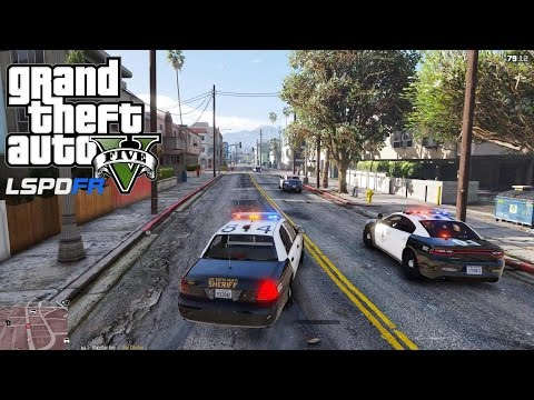 GRAND THEFT AUTO 5 LSPDFR EP #112 - LS SHERIFF PATROL (GTA 5 PC POLICE MODS)