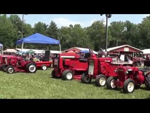 12th Annual Wheel Horse Show