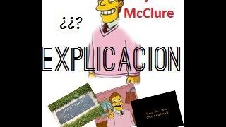 Troy McClure ¿Por qué ya no sale en Los Simpsons?. La explicación.