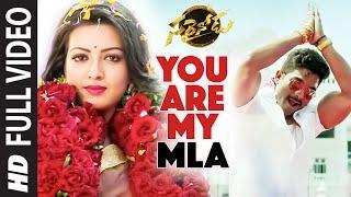 "You Are My MLA Full Video Song || ""Sarrainodu"" || Allu Arjun, Rakul Preet || Telugu Songs 2016"