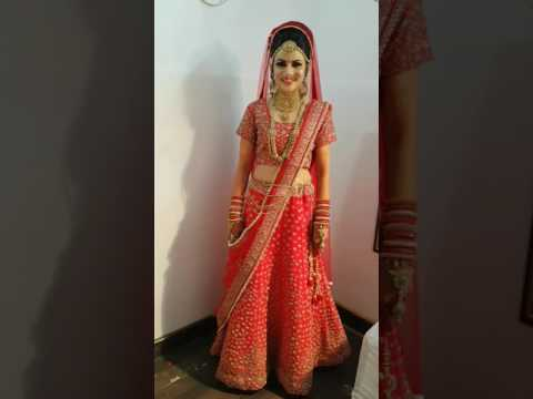 Bridal Makeup at Monash by Mona pitam pura and pachim vihar in delhi for booking coll on 9999442966