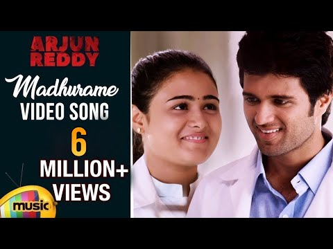 Xxx Mp4 Arjun Reddy Full Video Songs Madhurame Full Video Song 4K Vijay Deverakonda Shalini Pandey 3gp Sex