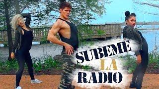 Enrique Iglesias - SUBEME LA RADIO | The Fitness Marshall | Cardio Concert