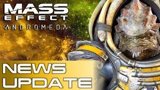 Mass Effect: Andromeda News   Hope For DLC?, Sales Figures, Novels, Reyes Background Details & More!