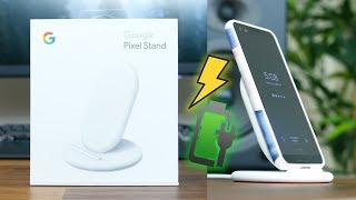 Google Pixel Stand Review: Best Wireless Charger?