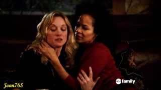 Stef and Lena HOT SCENE 1x18 Part 4