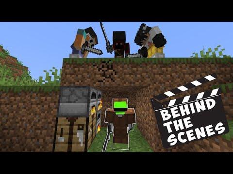 Dream Minecraft Hitmen Extra Scenes