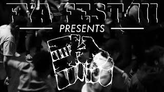 Three Knee Deep (Multi-Cam) at FYA Fest 2016
