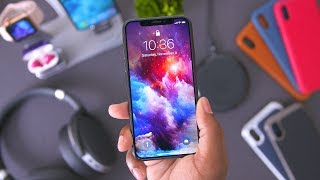 5 MUST HAVE iPhone X Accessories!