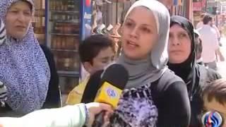 اخبار سوريا اليوم منطقة السيدة زينب ع) بدمشق تستعد للشهر الفضيل Syria