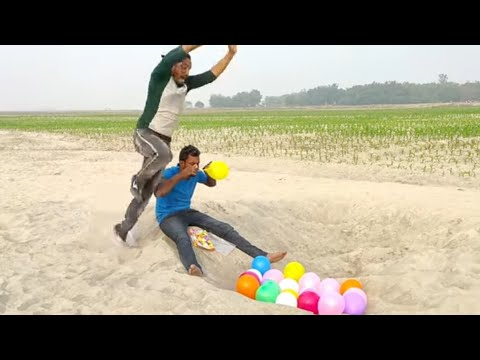 Non stop funny comedy video 2020 fully entertainment comedy by Bindass Club