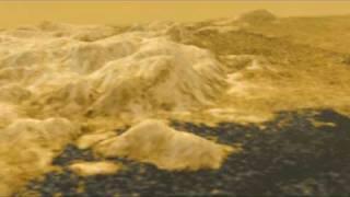 Un lago su Titano