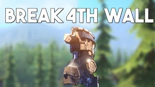Doomfist Breaks The 4th Wall - Overwatch Try Not To Laugh Challenge Ep.13