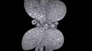 VO+ presents - Graff Princess Butterfly Full Diamond Watch