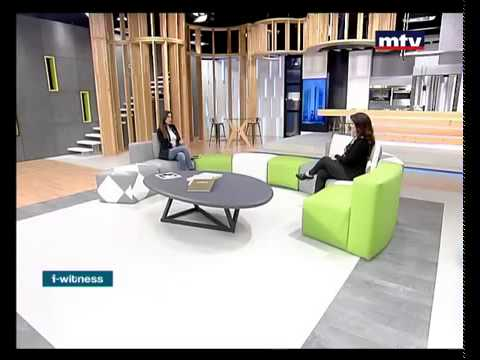 MTV Lebanon Channel 2015 مقابلة خاصّة مع ميراي حمدان