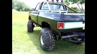 Chad's Big Block Chevy 4X4 Camming