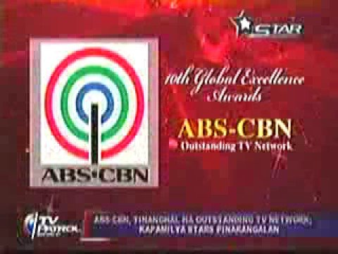 Angel Locsin Most Outstanding Actress and Commercial Model