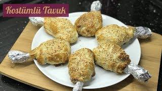 Kostümlü Tavuk Tarifi - Naciye Kesici - Yemek Tarifleri