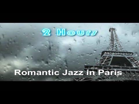 Romantic Jazz in Paris and Romantic Jazz Music: Romantic Jazz Music Instrumental