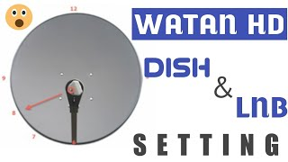 Watan HD Easy Setting With Paksat