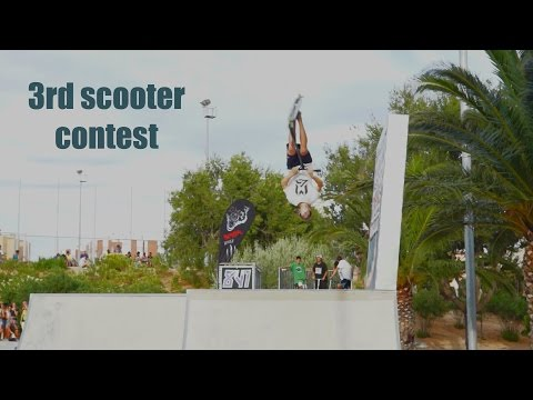 3rd Scooter Contest 2015 - Esports Mañé