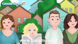 Il Coccodrillo come fa   Canzoni per bambini di Coccole Sonore