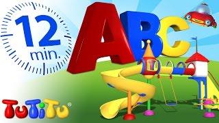 TuTiTu Preschool | ABC Songs | Learn the Alphabet in TuTiTu