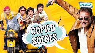 DHAMAAL is copied?? || Copied scenes in Bollywood || EP 07